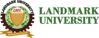 Landmark University Logo
